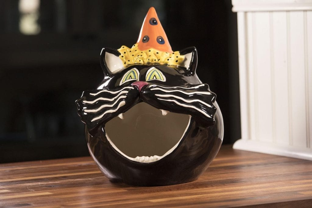 Cat with Hat Candy Bowl