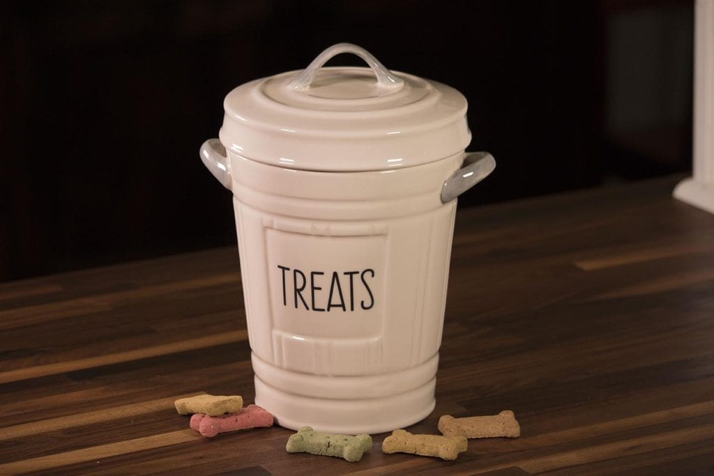 Farm House Canned Treat Jar