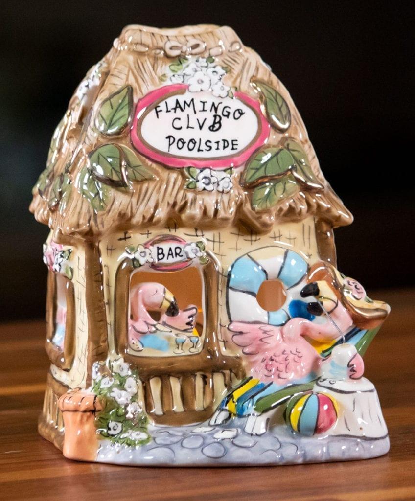 Flamingo Candle House