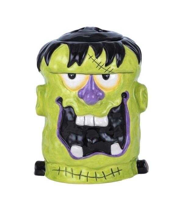 Frank Big Mouth Cookie Jar