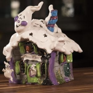 House of Boos Candle House - Large