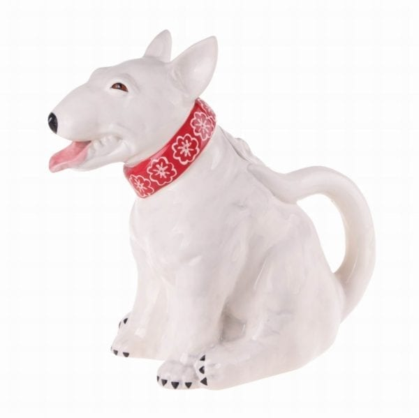 Bull Terrier Teapot