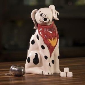 Fireman Dog Teapot