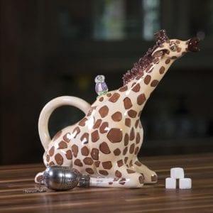 Giraffe Teapot
