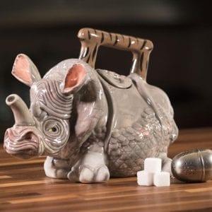 Rhino Teapot