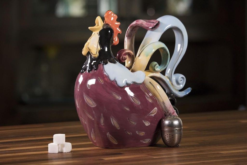 Diggory Basso Teapot