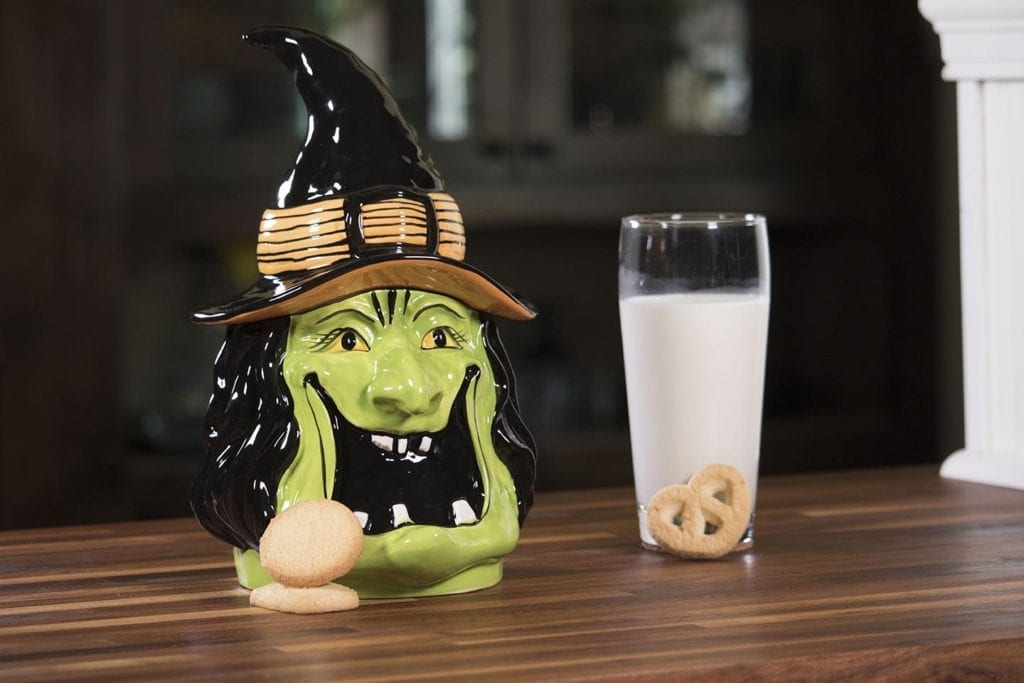 Girsela Mouth Cookie Jar