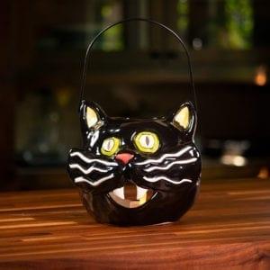 Cat Lantern
