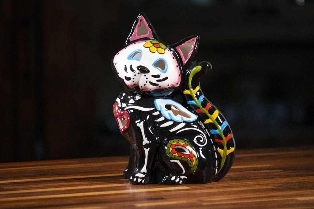 Day of Dead - Cat