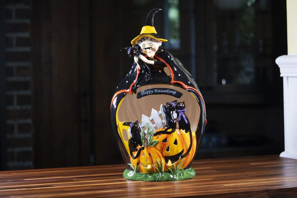 Girty's Halloween Hugs Tealight Holder