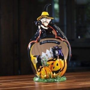 Girty's Halloween Hugs Tealight Holder