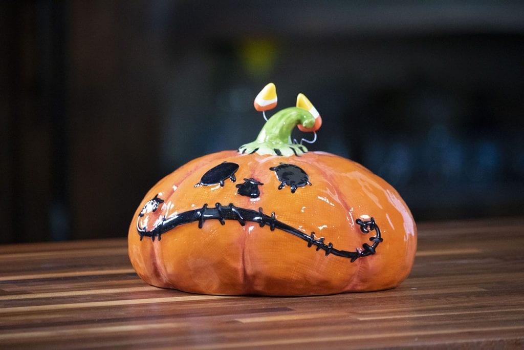 Table Top Pumpkin