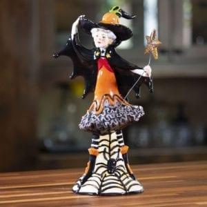 Witch of Age Wand Figurine