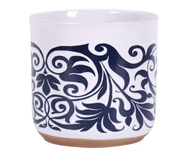 "Carmicle Garland 6"" Flower Pot"
