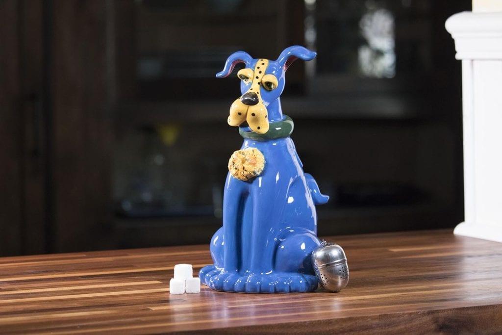 Zappy Teapot - Blue