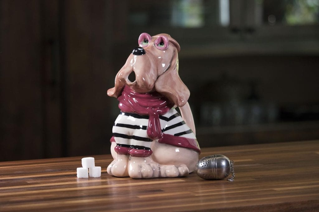 Bloodhound Teapot
