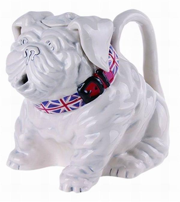 Bull Dog Teapot