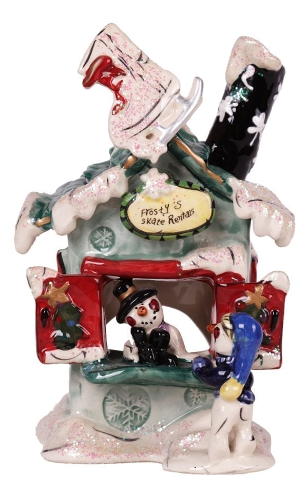 Frosty Skate Rental Candle House