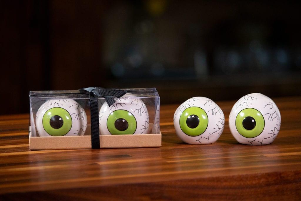Eyeball Salt & Pepper Set