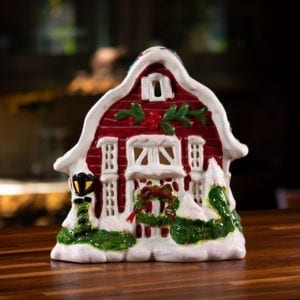 Farm House Candle House