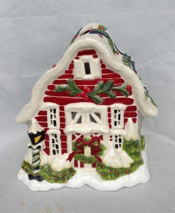 Farm House Candle House