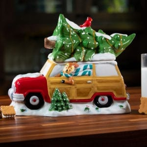 Bring Home Tree Cookie Jar