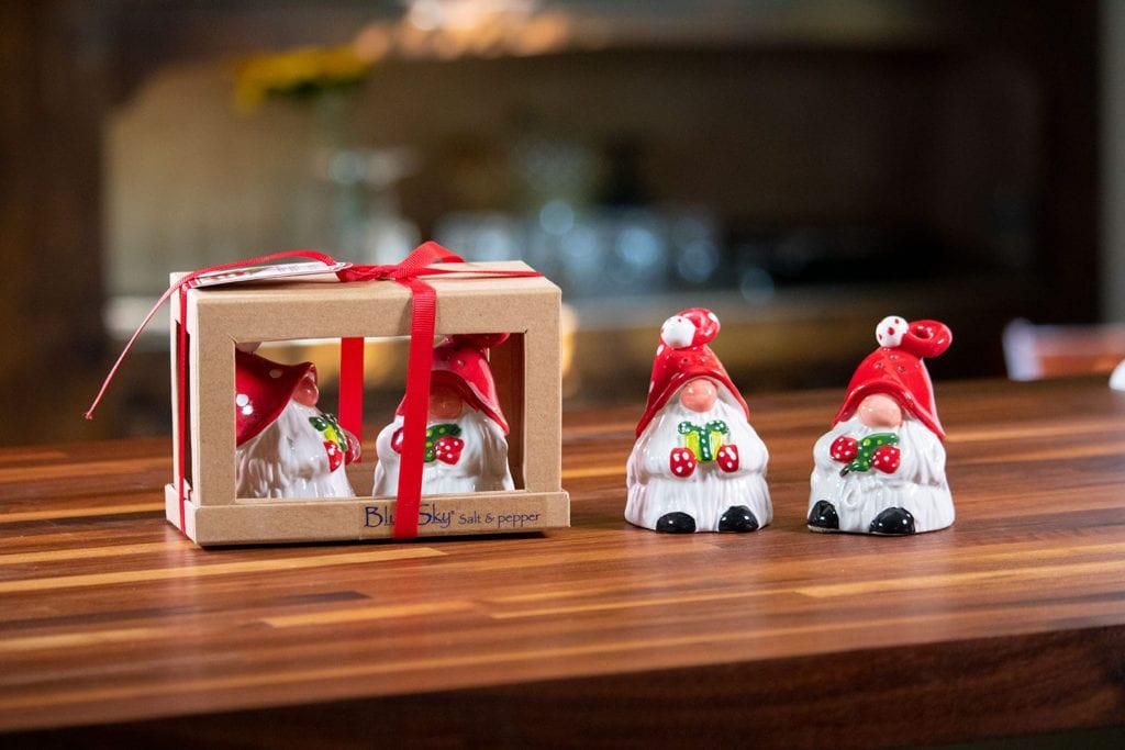 Gnomes Salt & Pepper Set