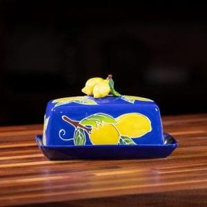 Lemon Butter Dish