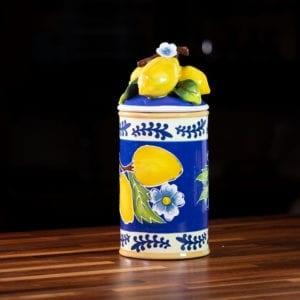 Lemon Canister - Small