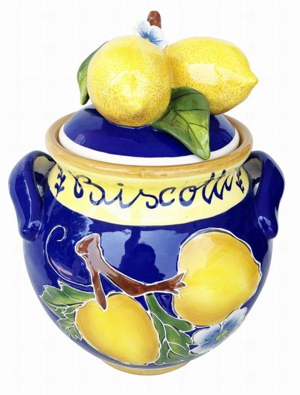 Lemon Cookie Jar