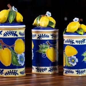 Lemon Canister Group