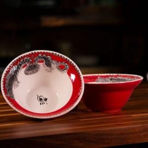 Red Dragon Bowl