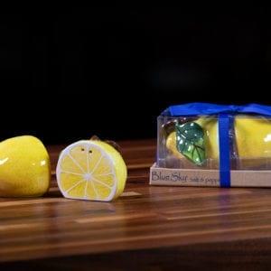 Lemon Salt & Pepper Set