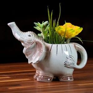 Elephant Planter