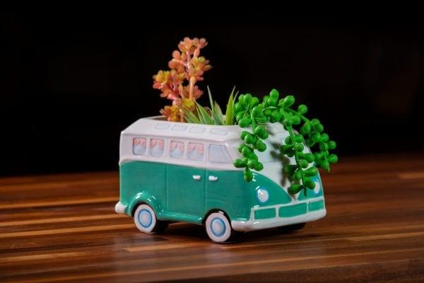Bus Planter