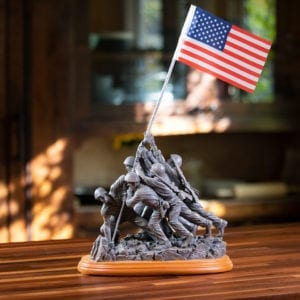 Medium Iwo Jima Memorial