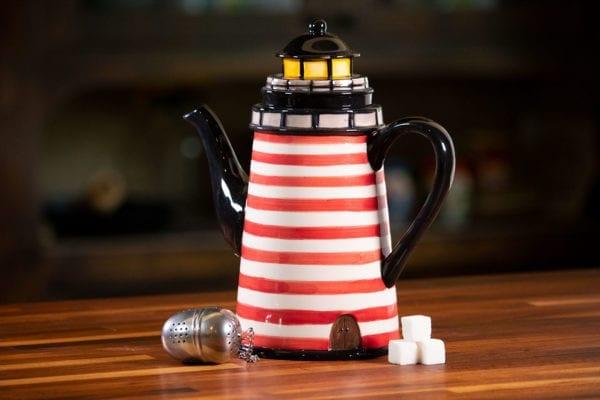 Beacon Teapot