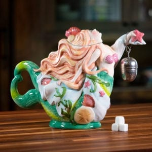 Mermaid Teapot