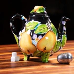 Pear Teapot