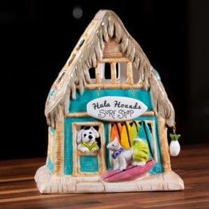 Hula Hounds Surf Shop Candle House