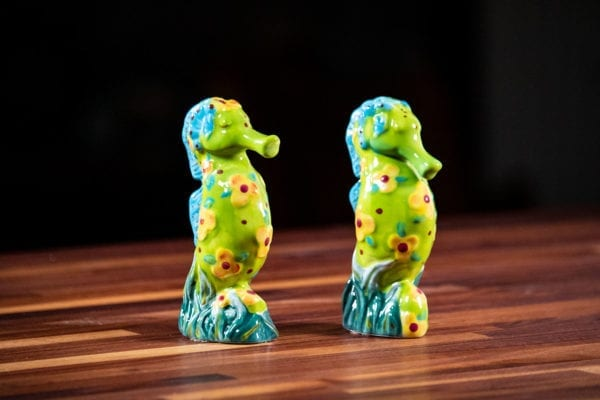 Sea Horse Salt & Pepper Set