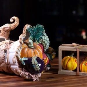 Cornucopia Pumpkin 1