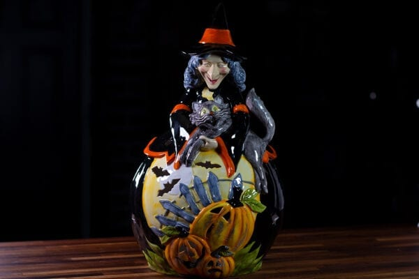 Witch Pumpkin Trophy