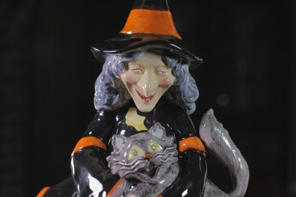 Witch Pumpkin Trophy 2
