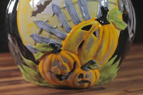 Witch Pumpkin Trophy 3