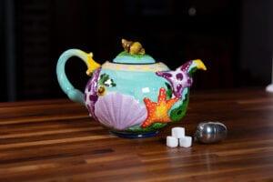 Starfish Teapot