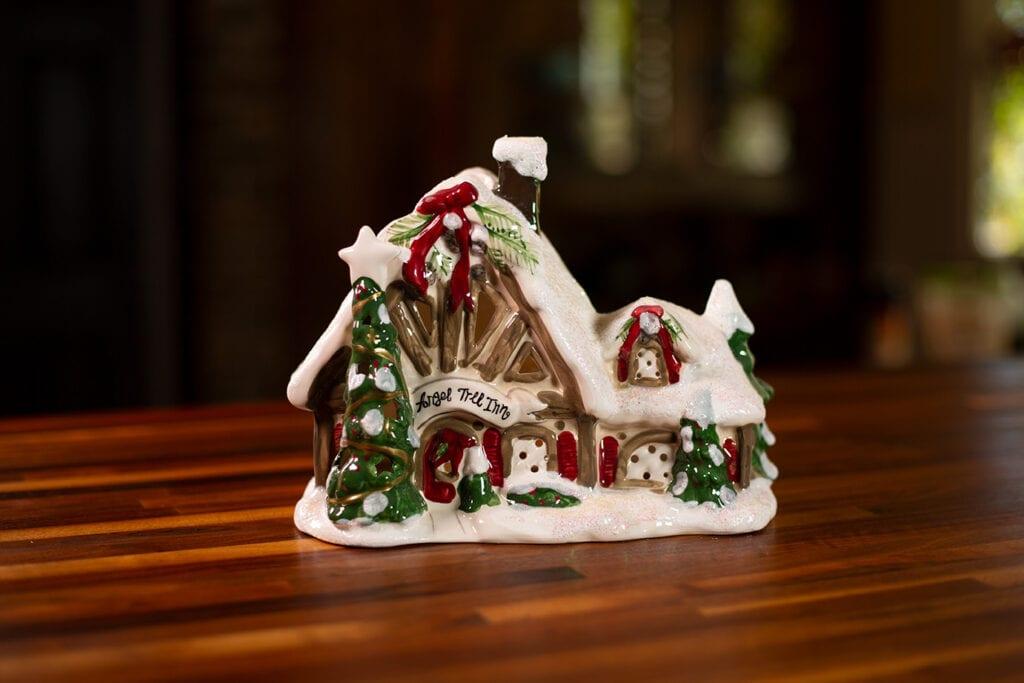 Angel Tree Inn Candle House
