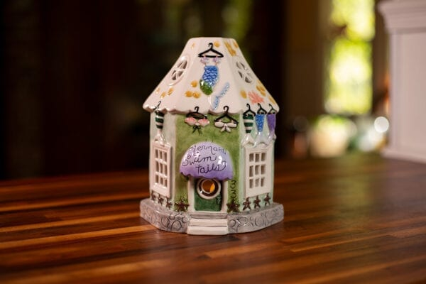 Mermaid Swim Tail Candle House