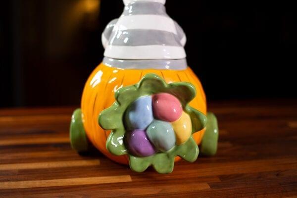 Bunny Carrot Cookie Jar